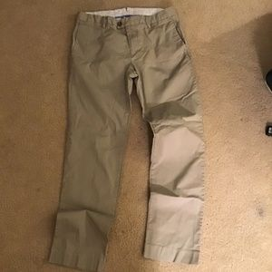 Calvin Klein 30x30 khaki pants